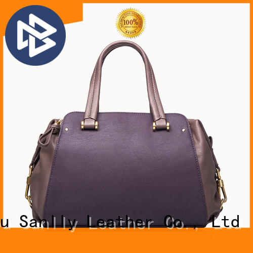 durable ladies leather bags online work supplier