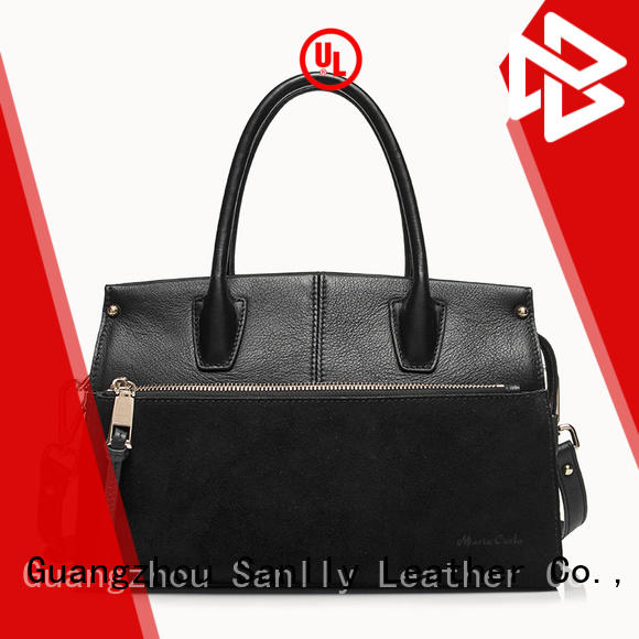 Sanlly at discount womens leather tote bag free sample for girls