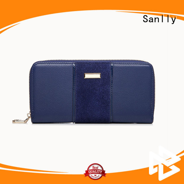 New women's wallet with change pocket lady OEM for girls