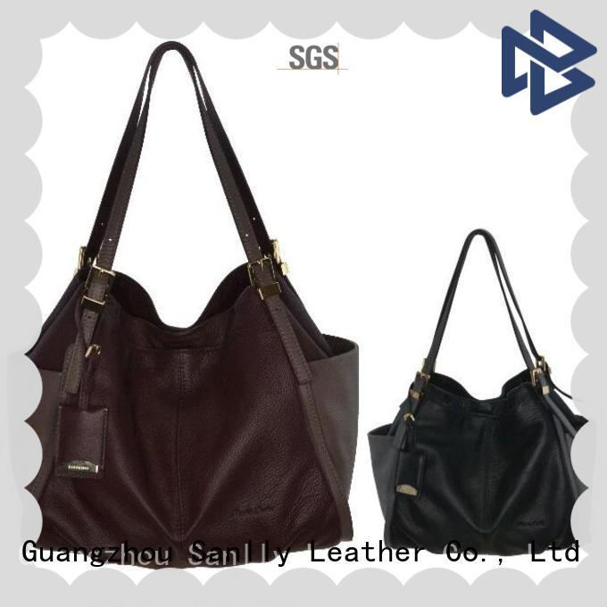 favorable in price ladies leather handbags leather winter suede for fashion