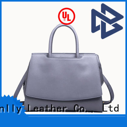 Sanlly funky navy leather handbags sale Supply for shopping