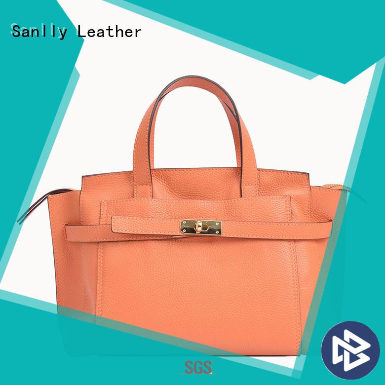 Sanlly Breathable women shoulder bag bulk production