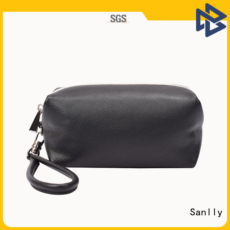 Sanlly women small wristlet wallet for business for women