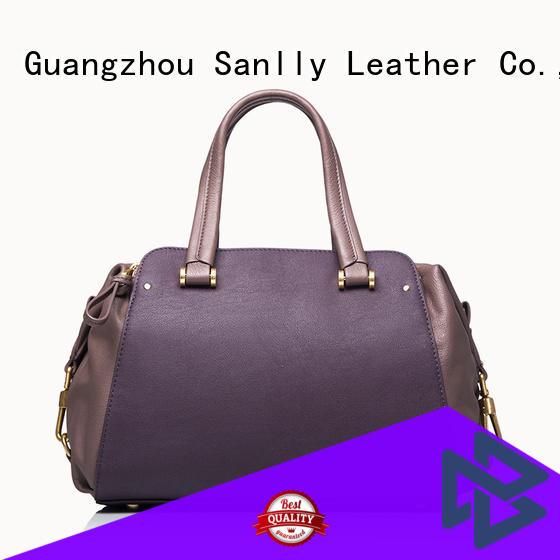 Sanlly leather leather pouches for women OEM for women