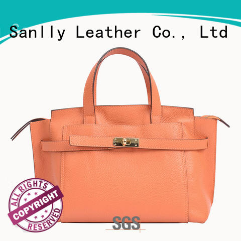 shopping women bag free sample for women Sanlly