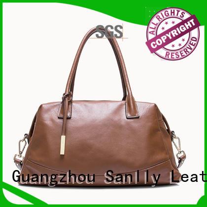 Sanlly Breathable pink designer handbags Supply for girls
