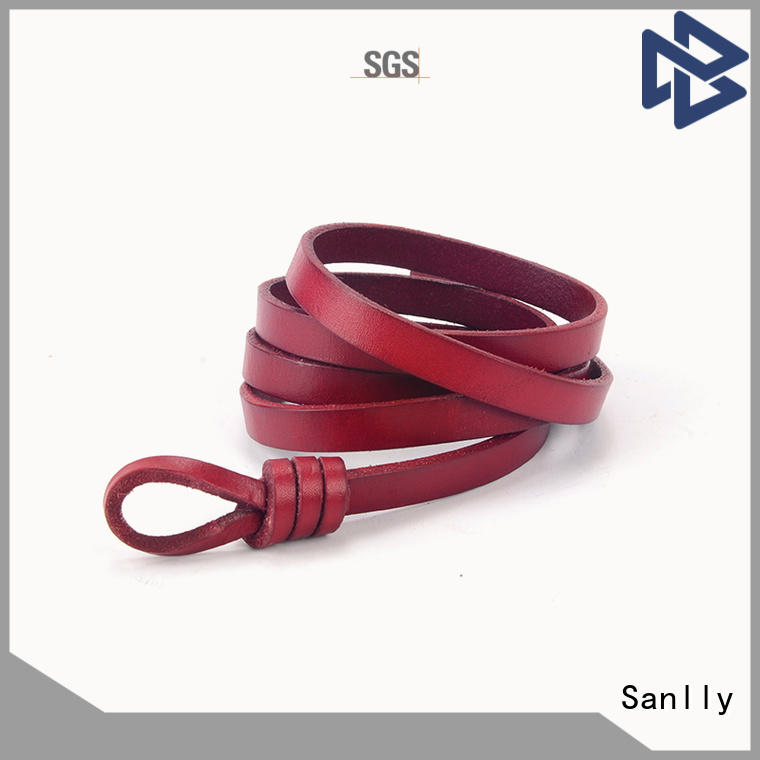 womens navy elasticated belt
