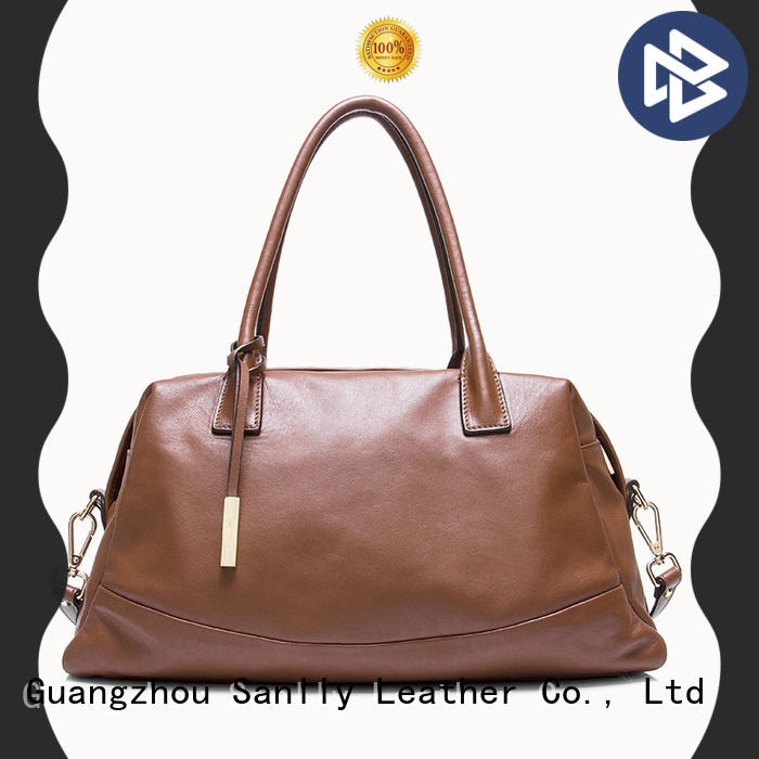 Custom italian leather purse leopard Suppliers for modern women