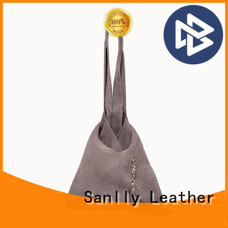 Sanlly suede womens leather tote bag get quote for modern women