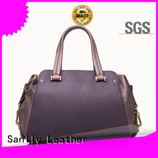 Sanlly top leather pouches for women buy now for women