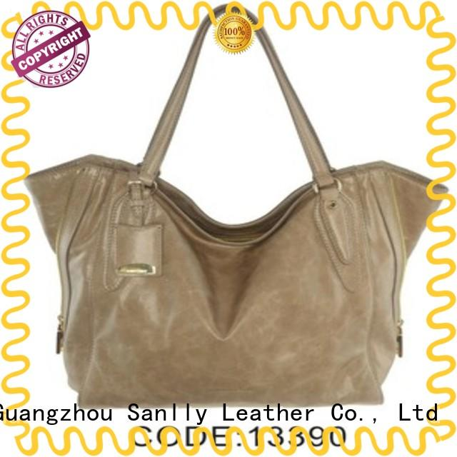 Wholesale ladies bag design tote stylish for winter