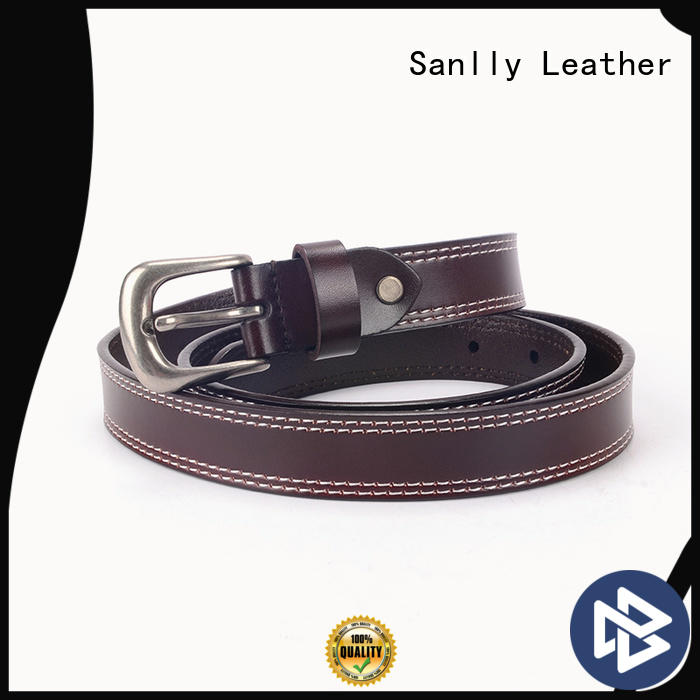 Sanlly at discount big mens belts free sample for modern men