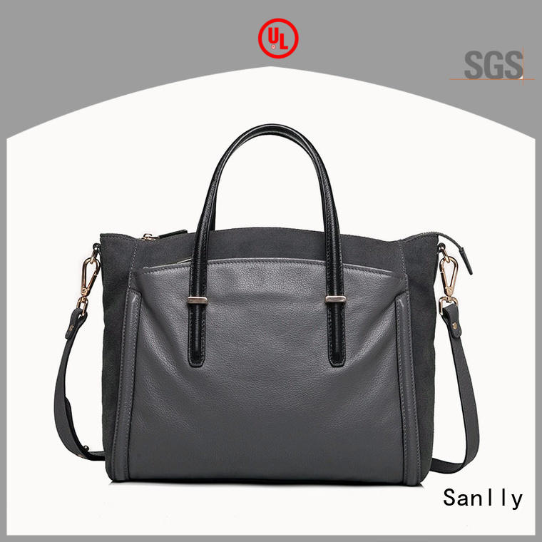 Sanlly fashion women's small leather handbags for wholesale for shopping