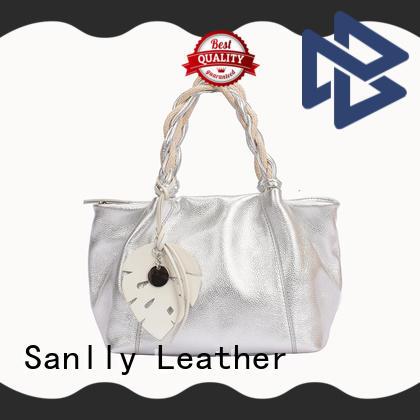 Sanlly design womens leather tote handbags supplier for modern women