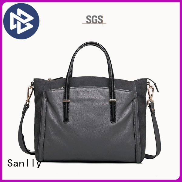 Sanlly latest ladies leather handbags on sale supplier for modern women
