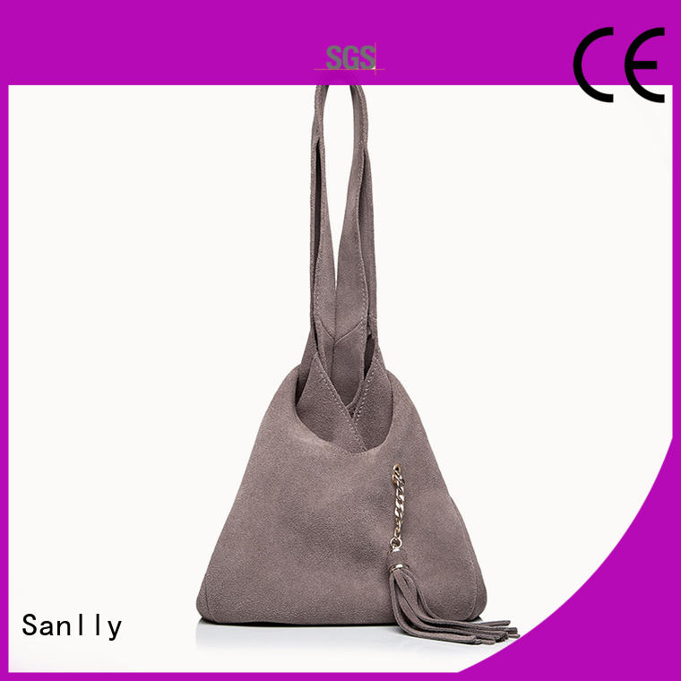 at discount ladies leather tote bag bag bulk production for women