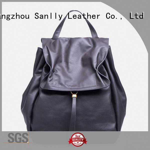 Custom trendy handbags online leather Supply for women