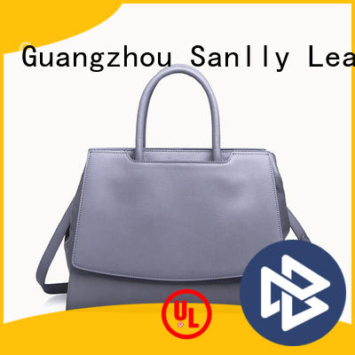 Sanlly funky leather shoulder handbags women for girls