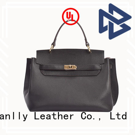 Sanlly haircalf women bag customization for modern women