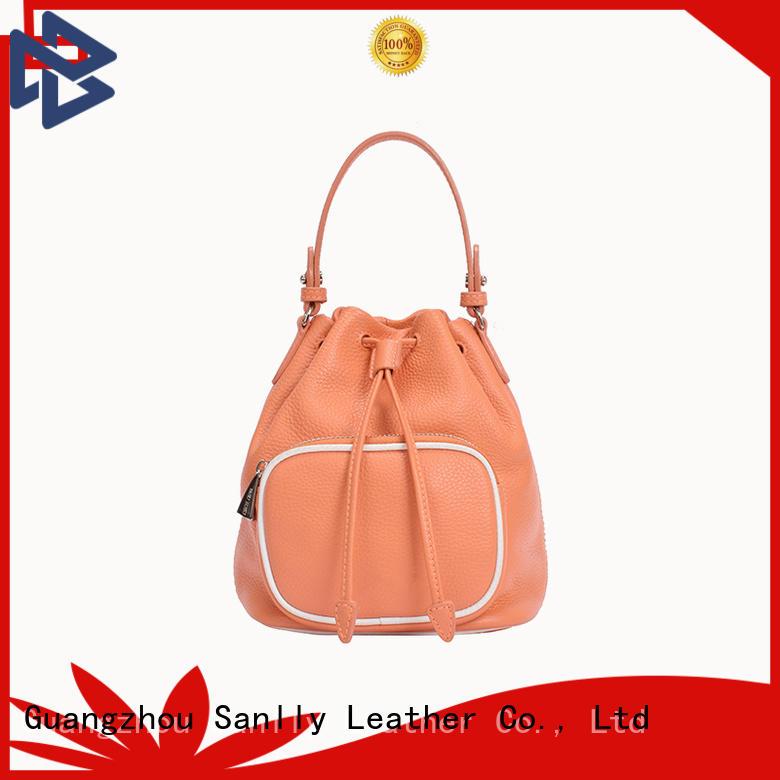Sanlly at discount best women's leather tote bags ODM for shopping