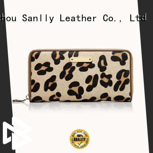 Sanlly classic card wallet womens for wholesale for women