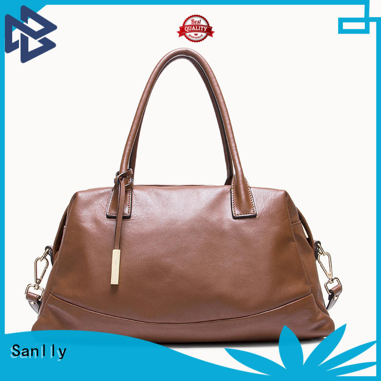 lady women's small leather handbags bags for modern women Sanlly