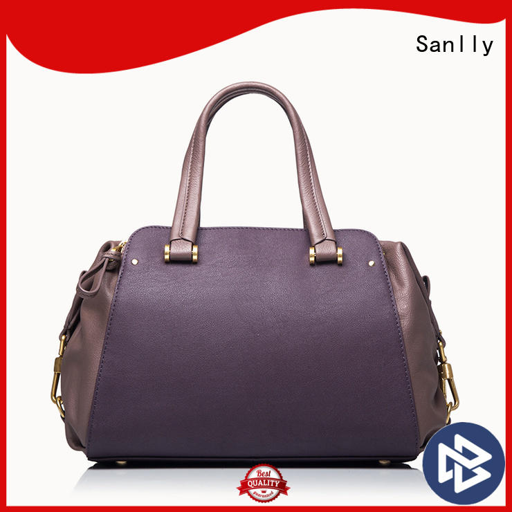 Sanlly Breathable leather pouches for women get quote for modern women