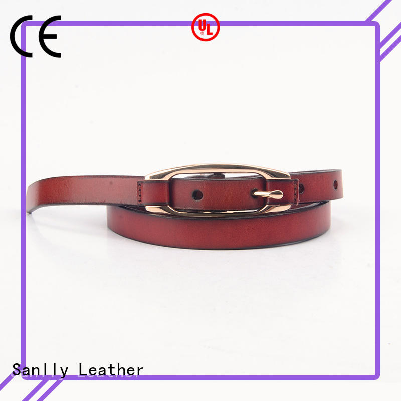 Sanlly leather buy brown belt buy now for modern men