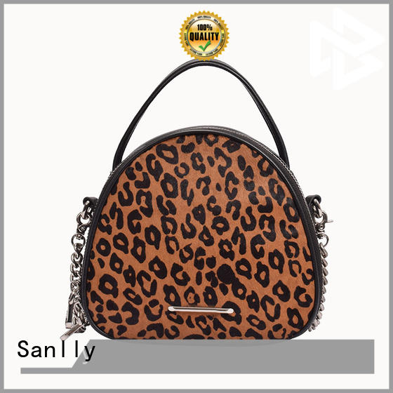 Sanlly leather where to buy leather handbags company for shopping
