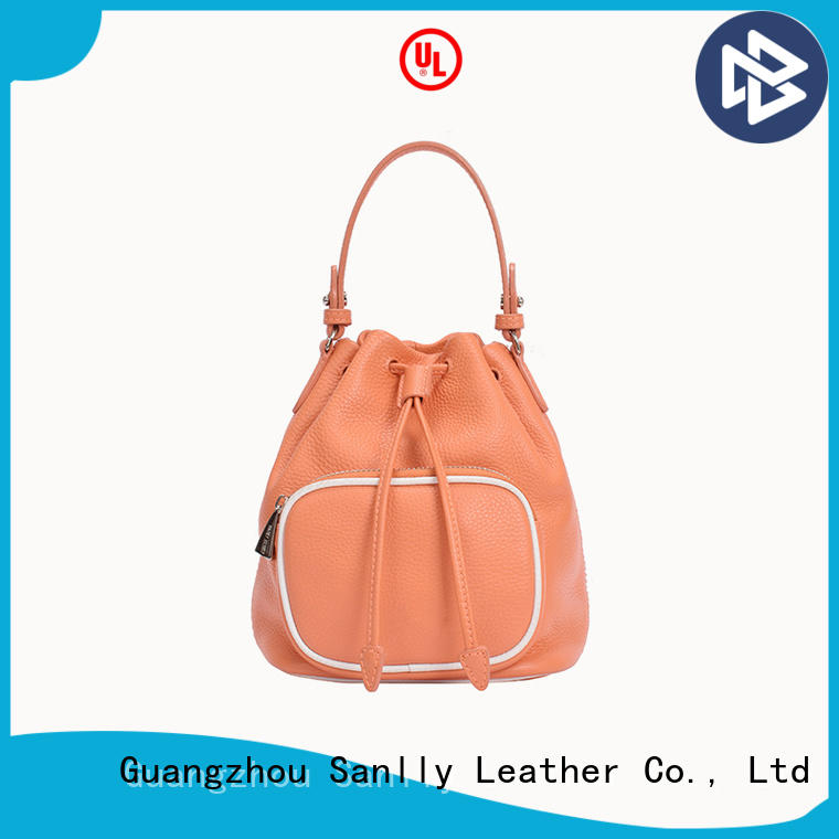Sanlly tote womens leather tote bag customization for modern women