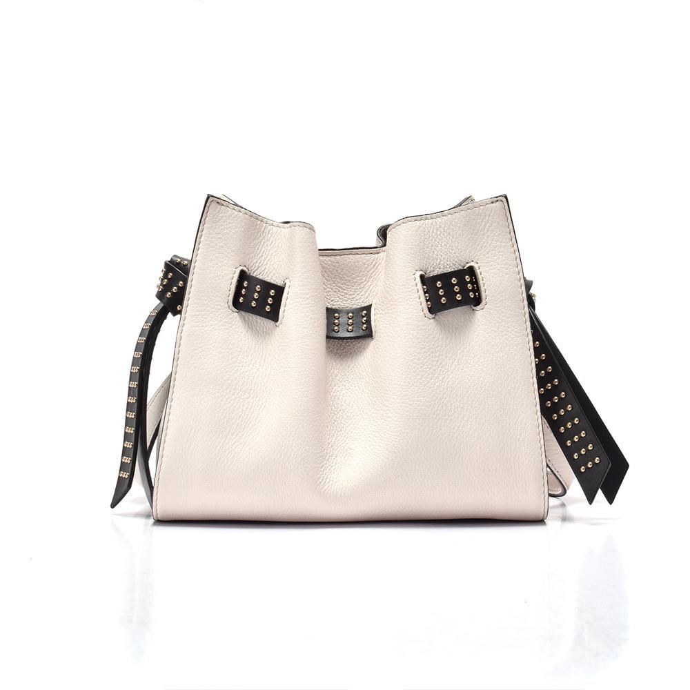 Leather shoulder bag /crossbody