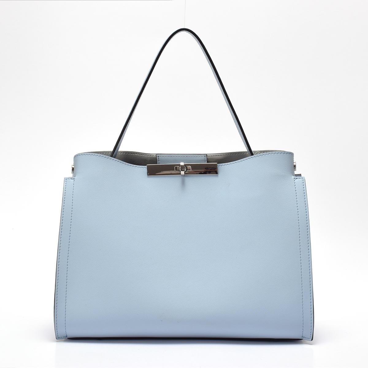 Best Single Leather shoulder handbag for ladies