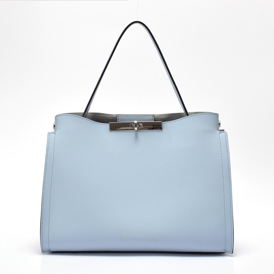 Best Single Leather shoulder handbag for ladies