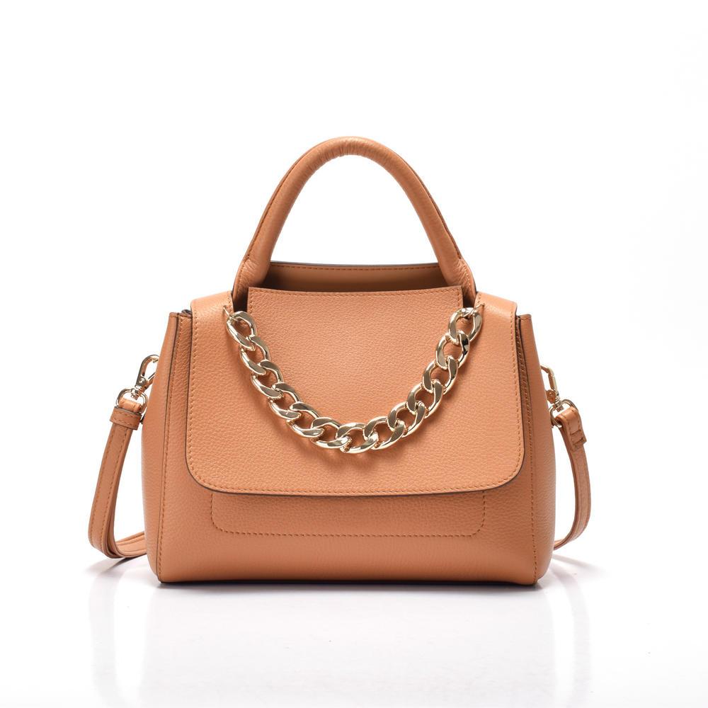 Leather crossbody bag for ladies/Mini shoulder bag/Flap crossbody /women's crossbody/Chain handbag