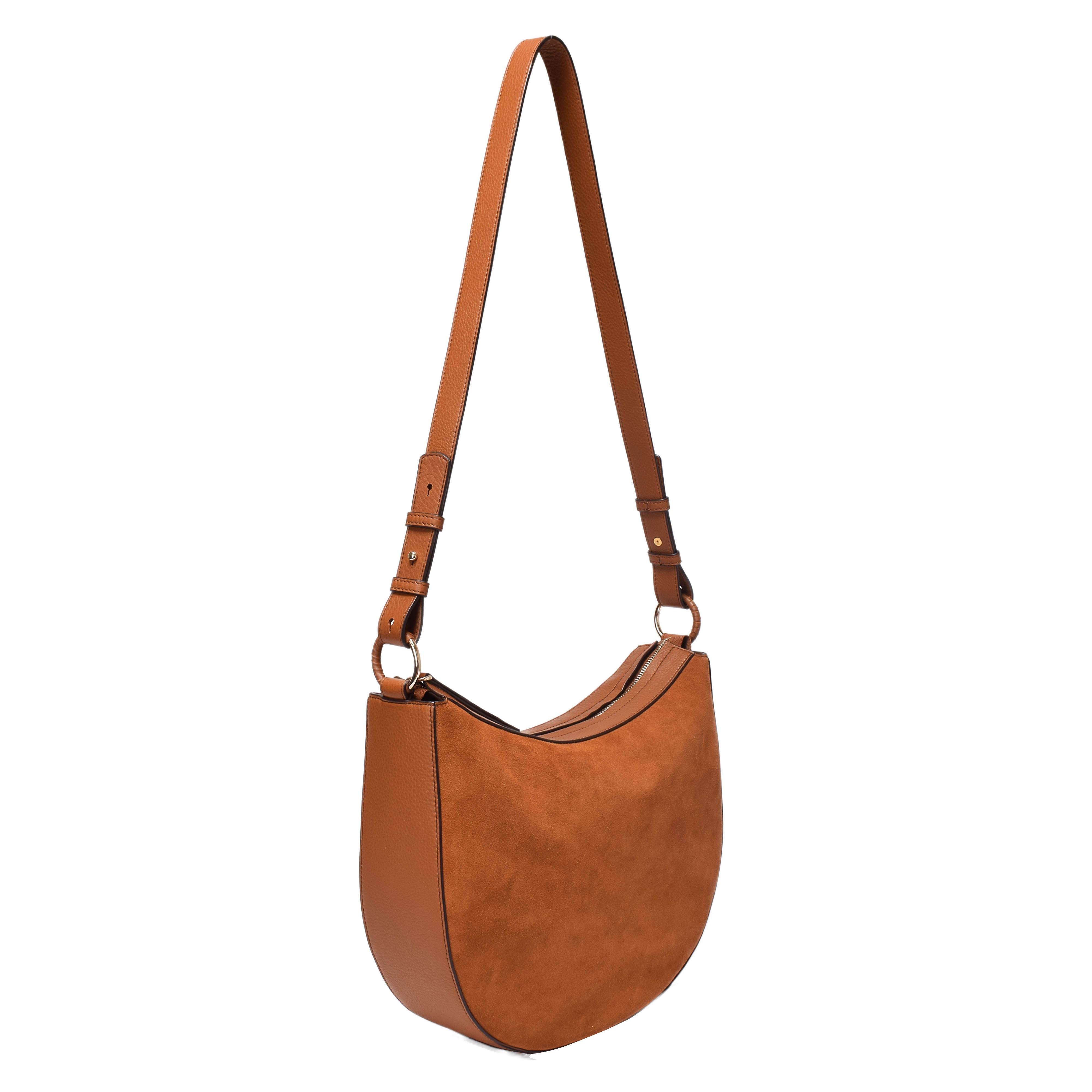 Sanlly Latest leather messenger bag for women free sample for modern women-1