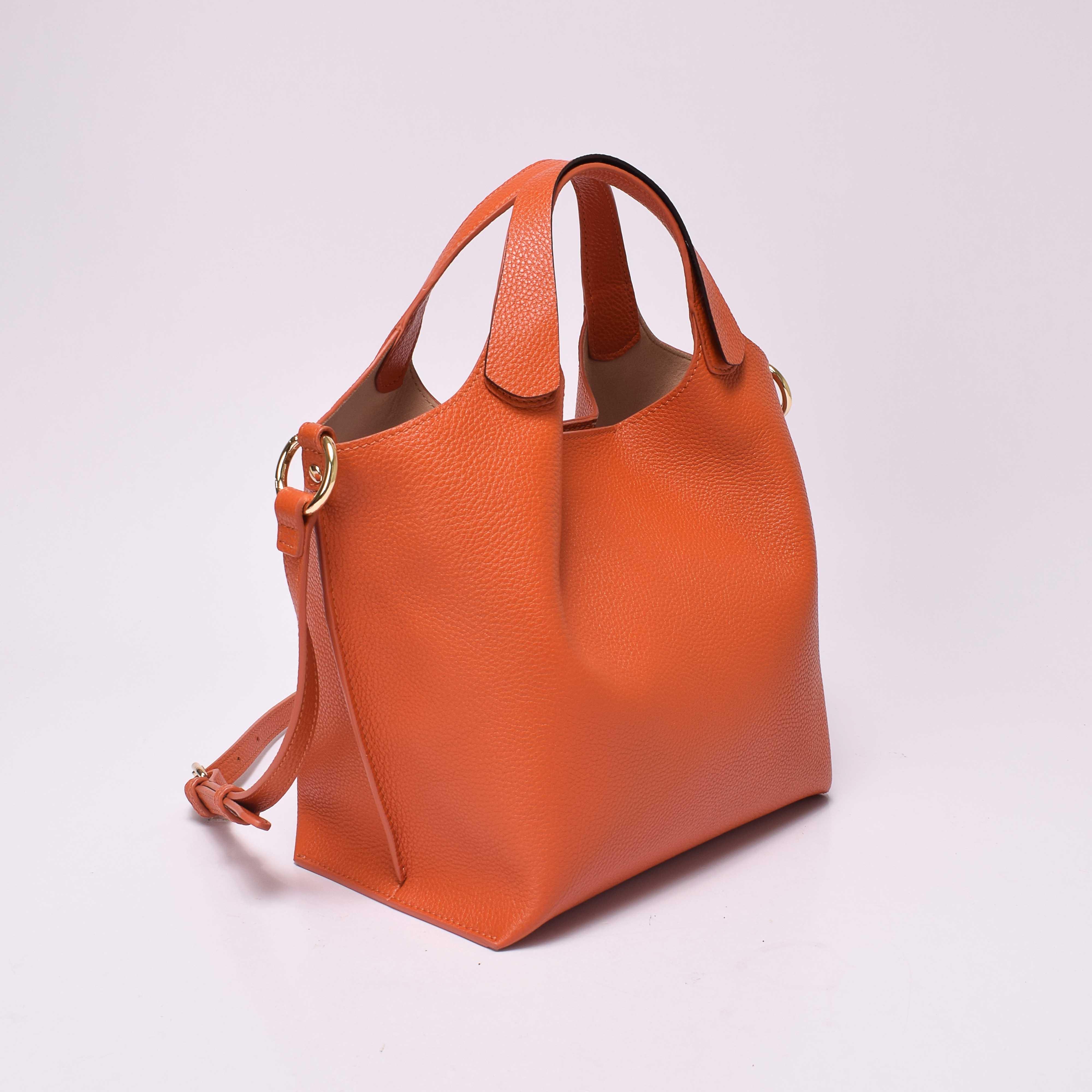 funky medium leather purse work factory-2