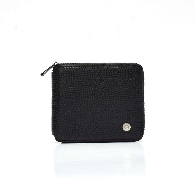 Sanlly durable black and white womens wallet supplier for women