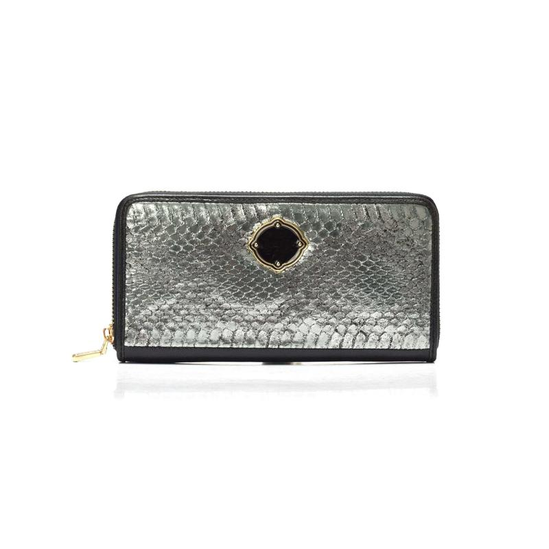 portable small wallet zipper wallets for business for girls